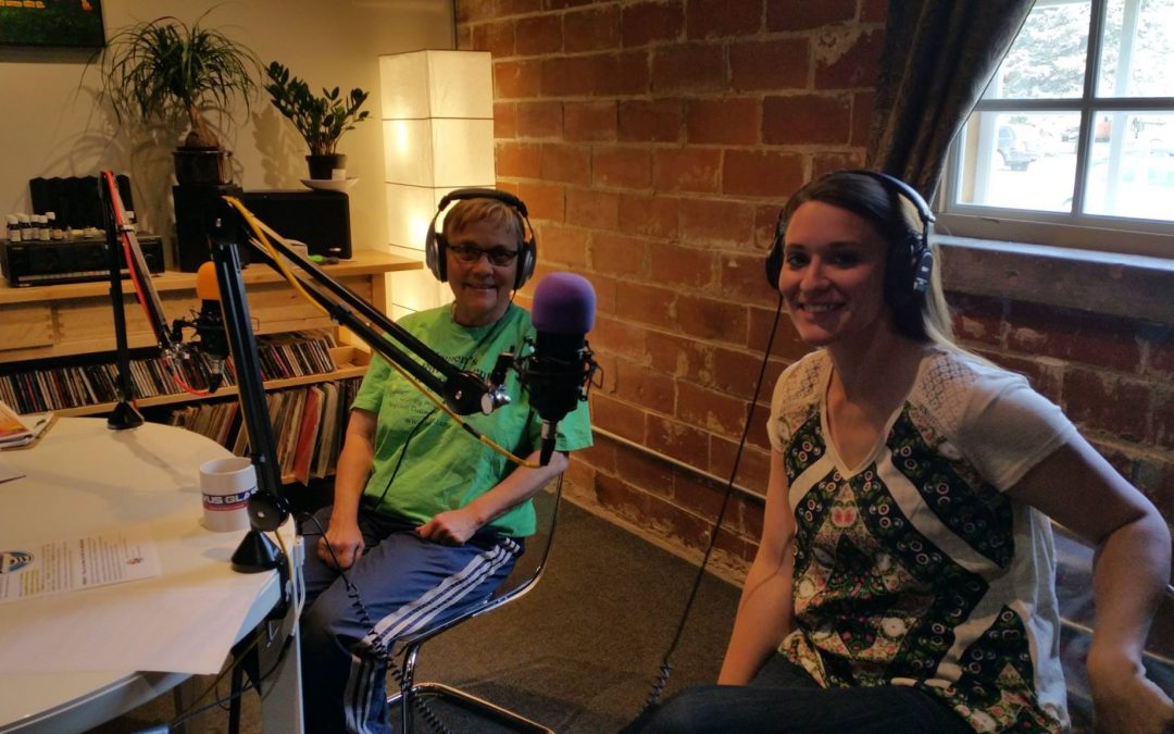 Interview for North Circle Food Hub on KBEK 95.5